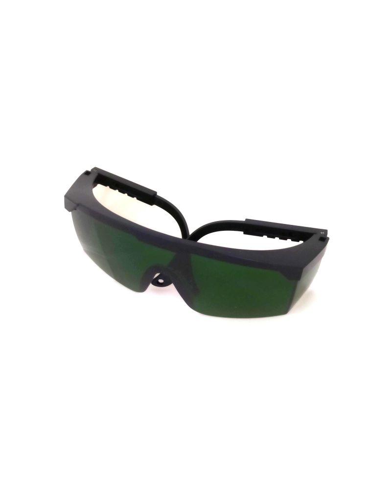 Brýle pro práci s laserem