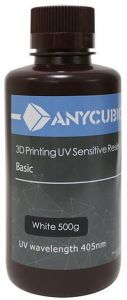 500ml UV Resin 405nm Transparentní