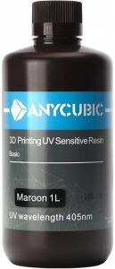 1L UV Resin 405nm Transparentní